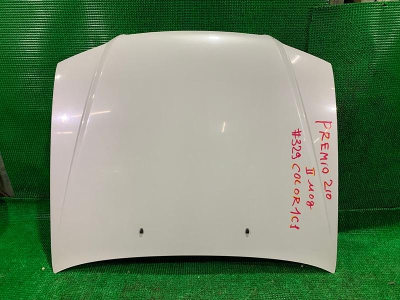 Капот Toyota Premio ST210 3S-FSE (б/у)