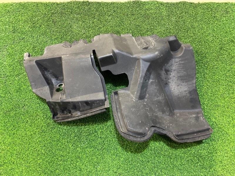 Защита двигателя Toyota Prado J150 правая (б/у)
