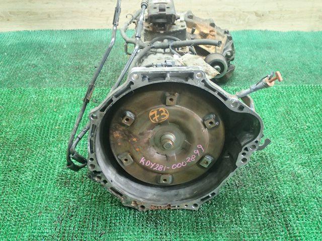 Акпп Toyota Dyna KDY281 1KD-FTV 2009 (б/у)