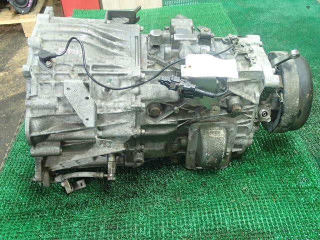 Мкпп Mitsubishi Canter FE82 4M50T (б/у)