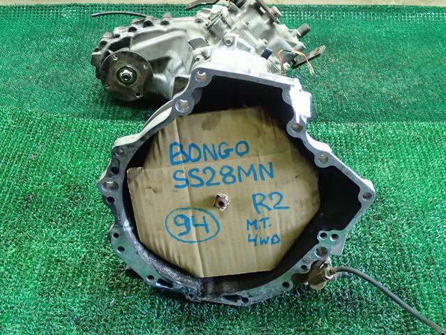 Мкпп Mazda Bongo SS28MN R2 (б/у)