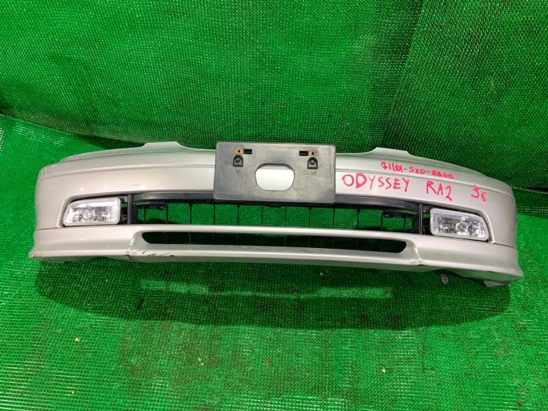 Бампер Honda Odyssey RA2 B20B передний (б/у)