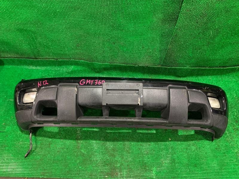 Бампер Chevrolet Trailblazer GMT360 LL8 2003 передний (б/у)