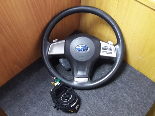 Руль Subaru Impreza GP7 (б/у)