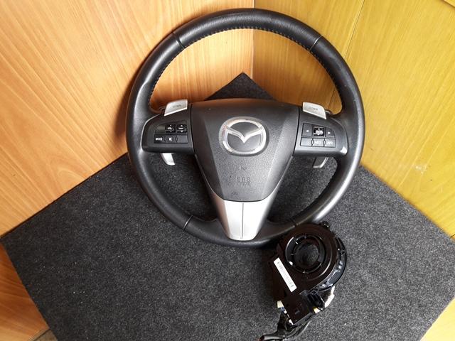 Руль Mazda Axela BLFFW (б/у)