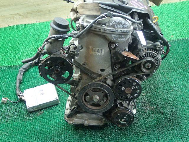 Двс Toyota Porte NNP15 1NZ-FE 2008 (б/у)