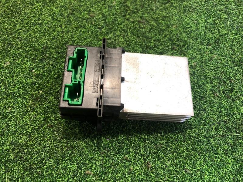 Реле вентилятора печки Nissan Tiida C11 (б/у)