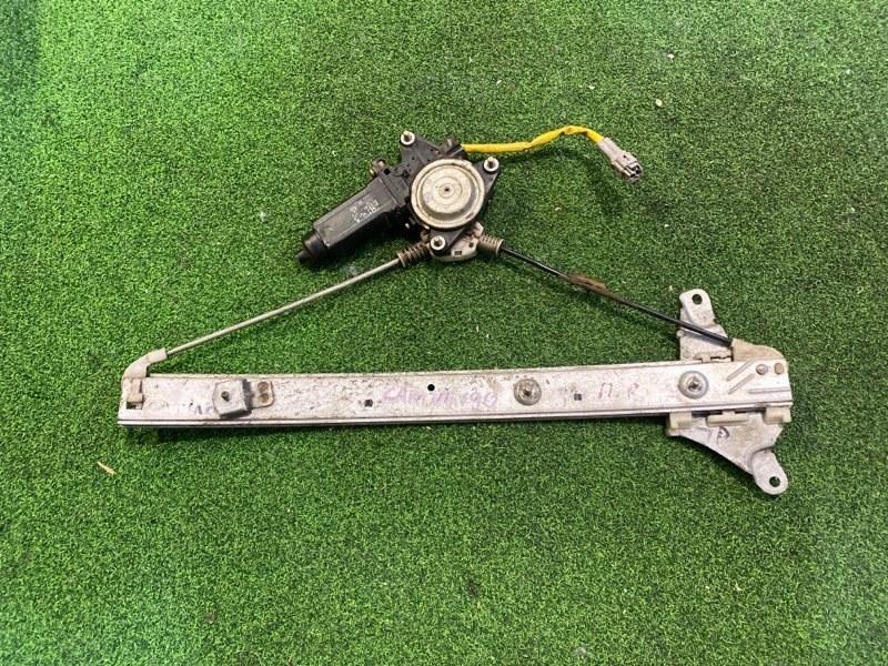 Стеклоподъемник Toyota Carina AT191 передний правый (б/у)