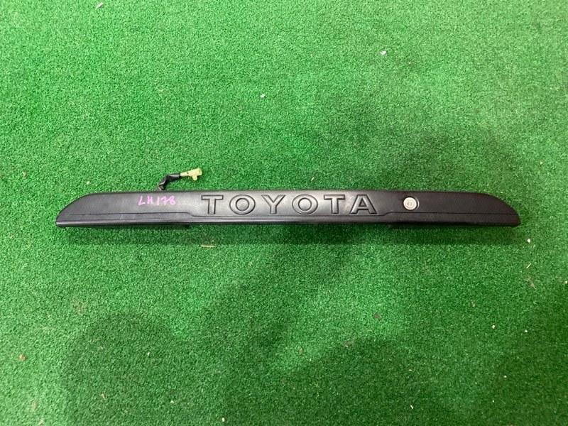 Ручка задней двери Toyota Hiace LH178 5L (б/у)