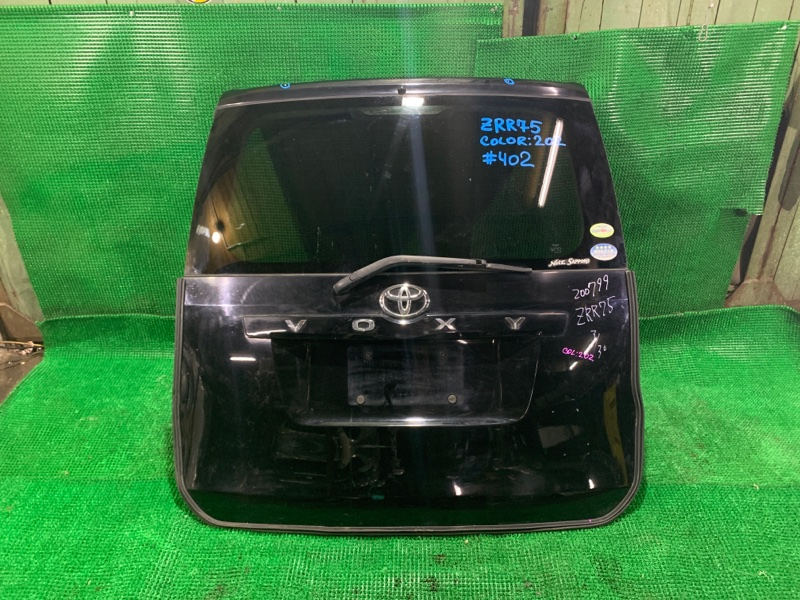 Дверь 5-я Toyota Voxy ZRR75 2007 (б/у)