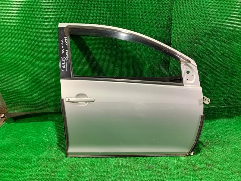 Дверь Toyota Belta KSP92 1KR-FE передняя правая (б/у)