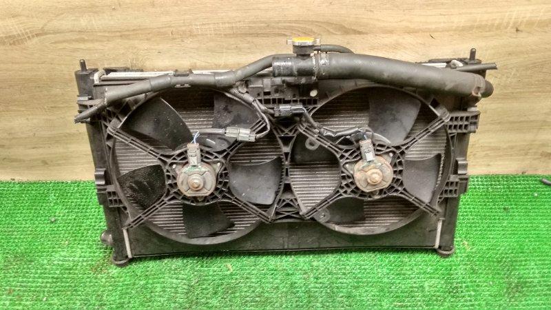 Радиатор Mitsubishi Outlander CW5W 4B12 (б/у)
