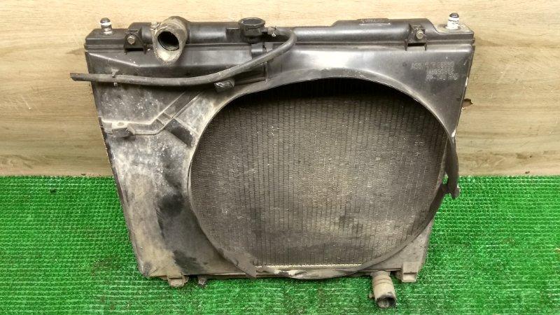 Радиатор Mitsubishi Pajero V46W 4M40 (б/у)