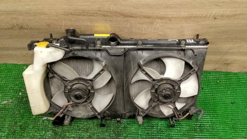 Радиатор Subaru Legacy BL5 EJ20X (б/у)