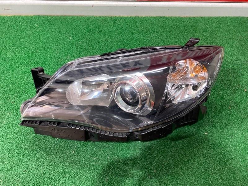 Фара Subaru Impreza GH3 левая (б/у)