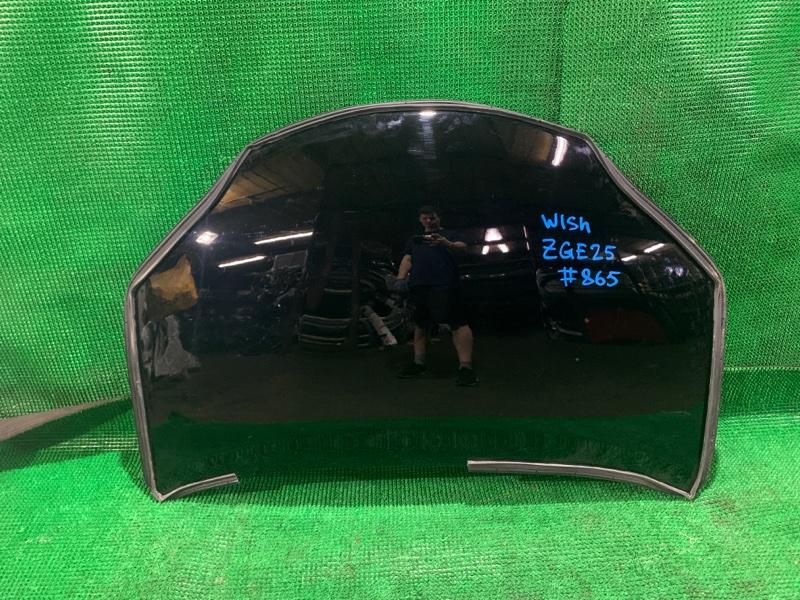 Капот Toyota Wish ZGE25 2ZR-FAE 2009 (б/у)
