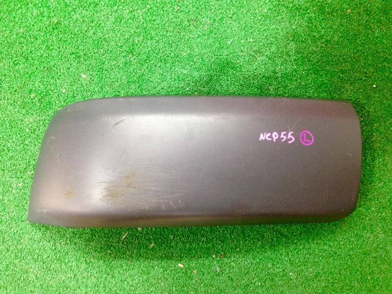 Клык бампера Toyota Probox NCP55 левый (б/у)