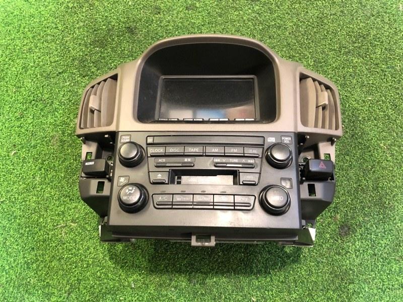 Климат-контроль Toyota Harrier SXU15 (б/у)