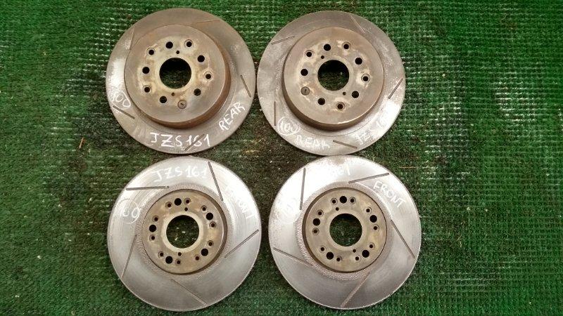 Тормозной диск Toyota Aristo JZS161 (б/у)