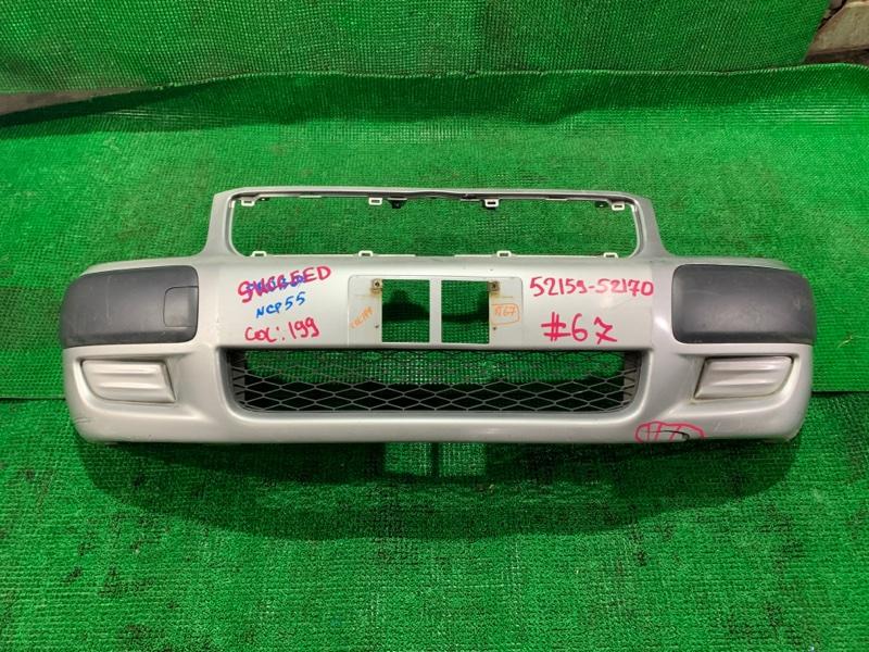 Бампер Toyota Succeed NCP55 1NZ передний (б/у)