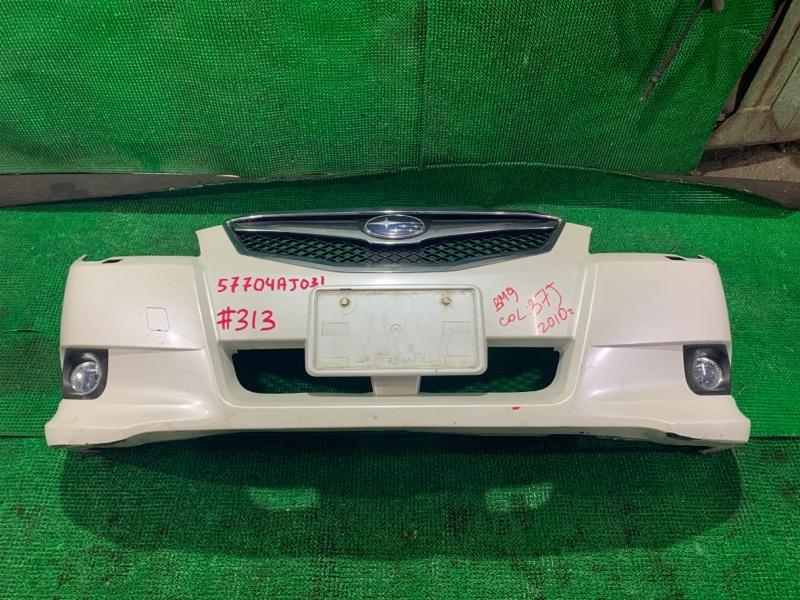 Бампер Subaru Legacy BM9 EJ255 2010 передний (б/у)