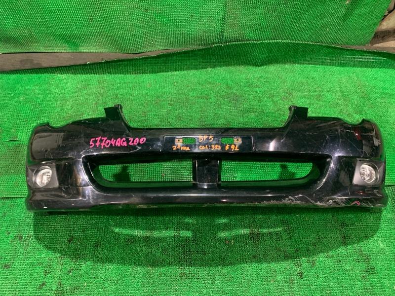 Бампер Subaru Legacy BP5 EJ20 2007 передний (б/у)