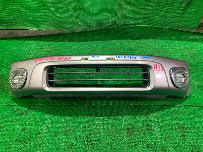 Бампер Honda Cr-V RD1 B20B 2000 передний (б/у)