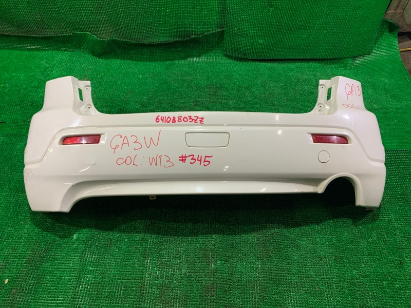Бампер Mitsubishi Rvr GA3W задний (б/у)