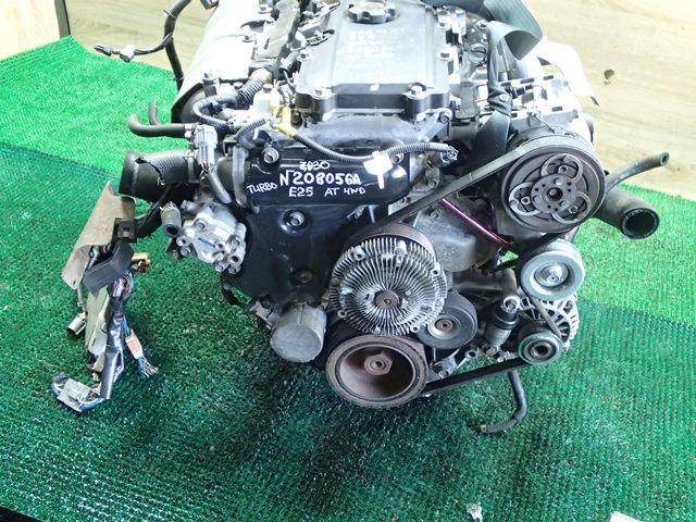 Двс Nissan Caravan E25 ZD30T 2005 (б/у)