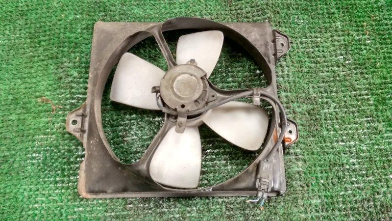 Вентилятор радиатора Toyota Carina AT212 передний (б/у)