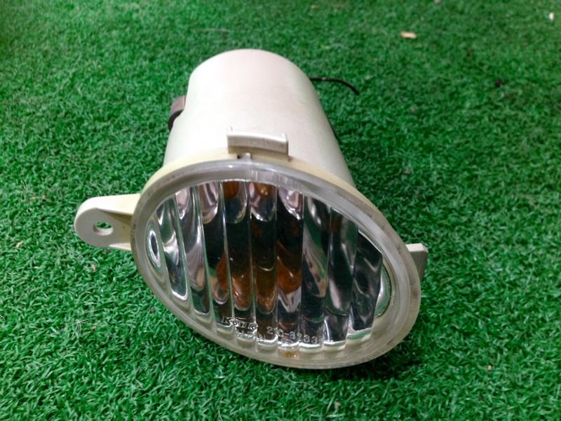 Повторитель бамперный Mitsubishi Pajero Mini H58A правый (б/у)