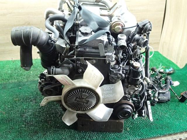 Двс Mitsubishi Pajero V68W 4M41 1999 (б/у)