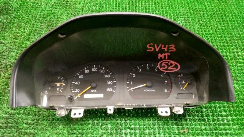 Спидометр Toyota Camry SV43 (б/у)