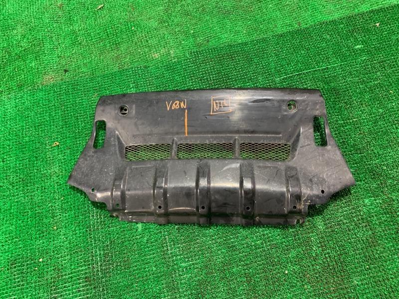 Защита двигателя Mitsubishi Pajero V68W 4M41 1999 передняя (б/у)