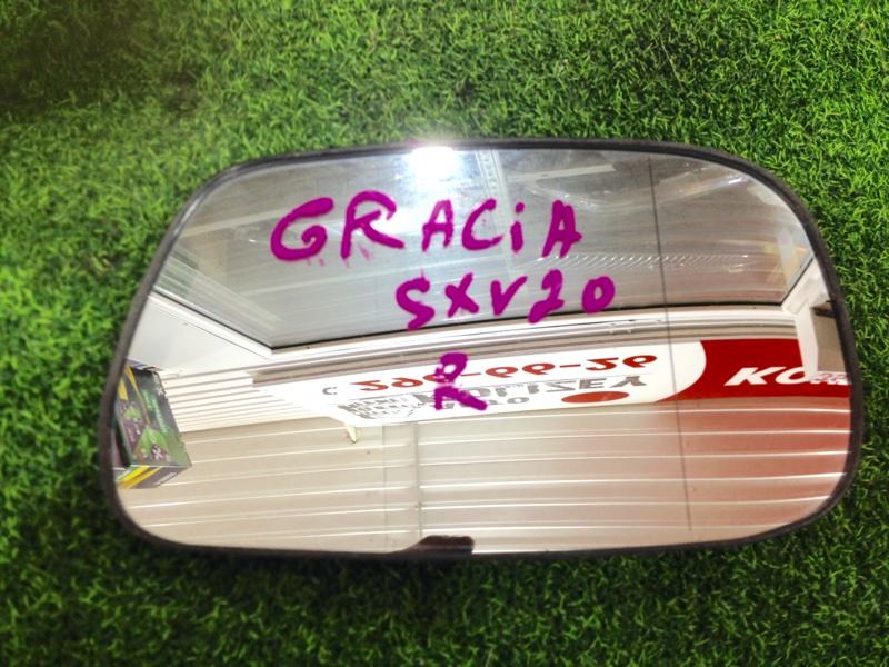 Зеркало-полотно Toyota Camry Gracia SXV20 правое (б/у)