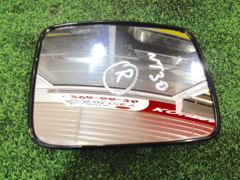 Зеркало-полотно Nissan X-Trail NT30 правое (б/у)