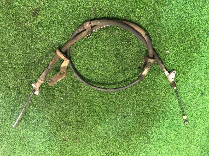 Тросик ручника Toyota Caldina ST195 задний правый (б/у)
