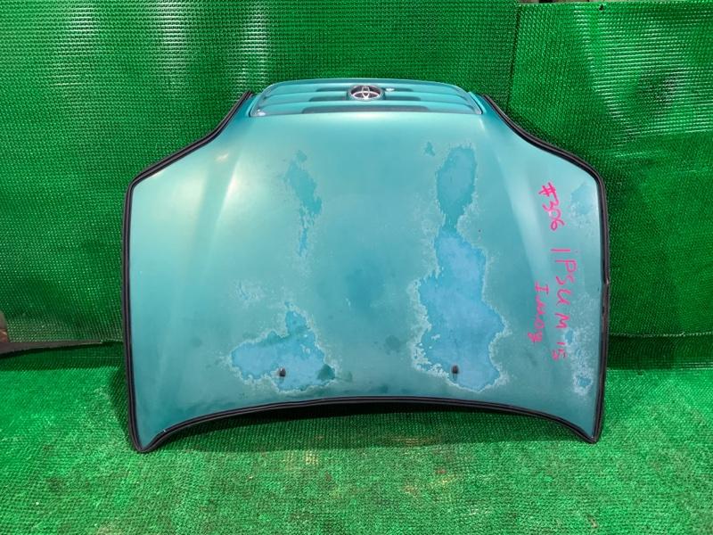 Капот Toyota Ipsum SXM15 3S-FE (б/у)