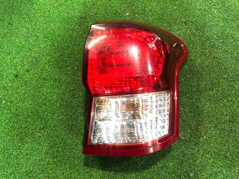 Стоп сигнал Toyota Corolla Fielder NZE164 правый (б/у)