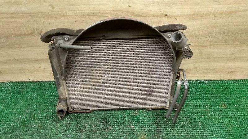 Радиатор Toyota Hiace LH178 5L (б/у)