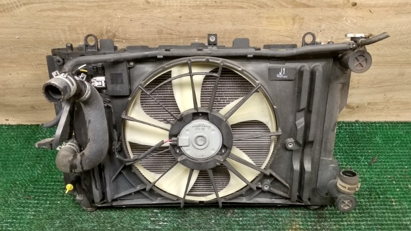 Радиатор Toyota Allion NZT260 1NZ-FE (б/у)