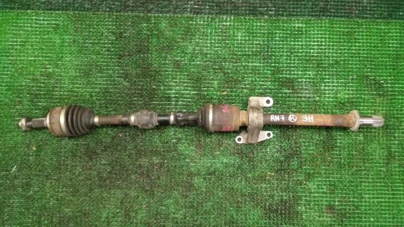 Привод Honda Stream RN7 R18A передний правый (б/у)