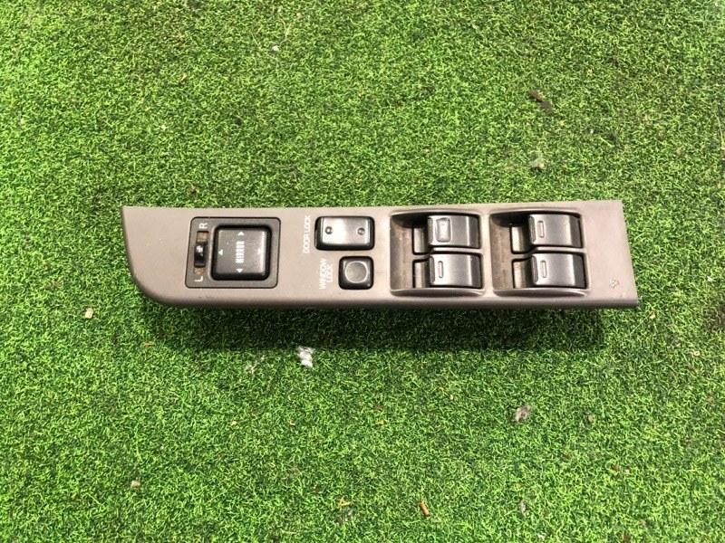 Пульт стеклоподъемника Toyota Surf KZN130 передний правый (б/у)