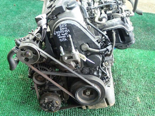 Двс Honda Edix BE2 D17A (б/у)