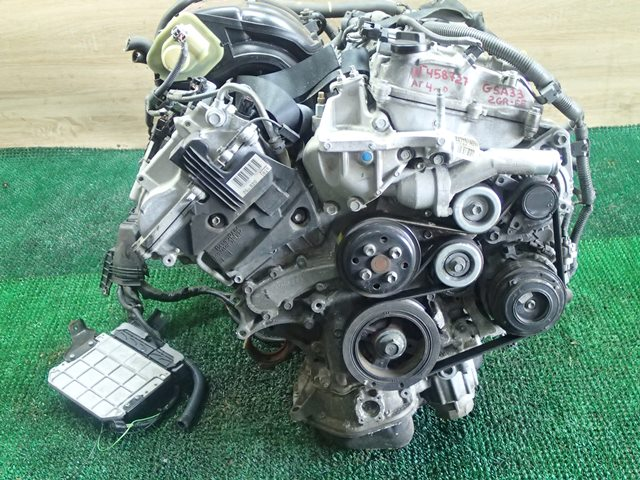 Двс Toyota Vanguard GSA33 2GR-FE 2007 (б/у)