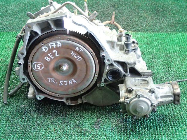 Акпп Honda Edix BE2 D17A (б/у)