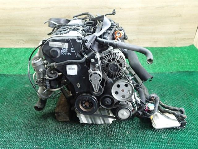 Двс Audi A4 8E BGB (б/у)