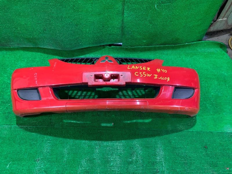 Бампер Mitsubishi Lancer CS5W 4G93 передний (б/у)
