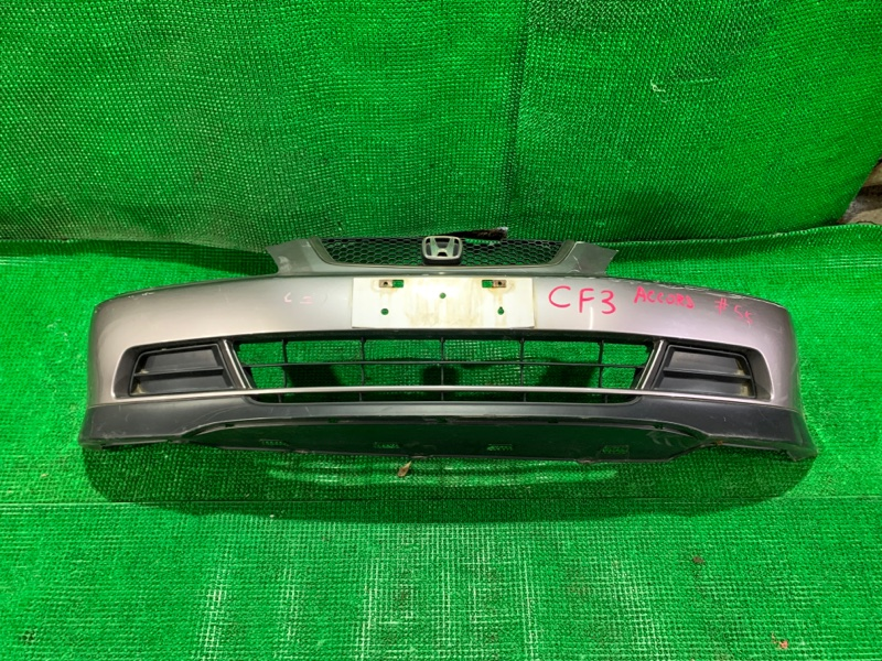 Бампер Honda Accord CF3 F18B передний (б/у)