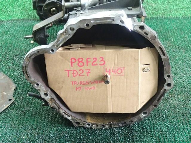 Мкпп Nissan Atlas P8F23 TD27 (б/у)